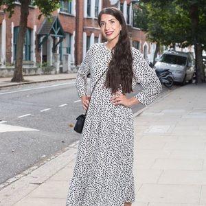 Zara Shirt Dress - Size medium